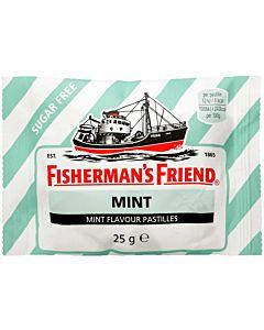 FISHERMAN'S FRIEND PASTILLI MINTTU 25G