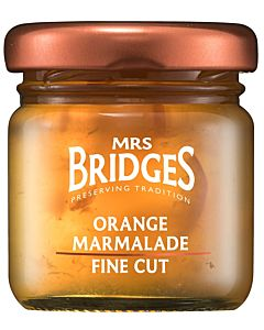 MRS BRIDGES MINI APPELSIINIMARMELADI FINE CUT 42G