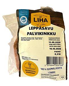 SAVO-KARJALAN LIHA LEPPÄSAVU-PALVIKINKKU N.250-350G