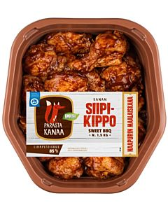 NAAPURIN MAALAISKANAN SIIPIKIPPO SWEET BBQ N.1,4-1,6KG