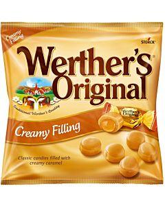 WERTHER'S ORIGINAL CREAMY FILLING KERMAKARAMELLI 80G