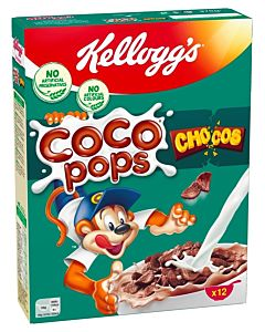 KELLOGG'S COCO POPS CRUNCHERS 375G