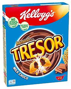 KELLOGG'S MMMH TRESOR MILK CHOCO 375G