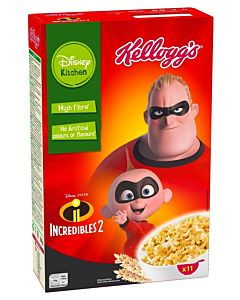 KELLOGG'S DISNEY INCREDIBLES 350G MURO