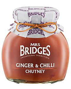 MRS BRIDGES CHUTNEY CHILI-INKIVÄÄRI 295G