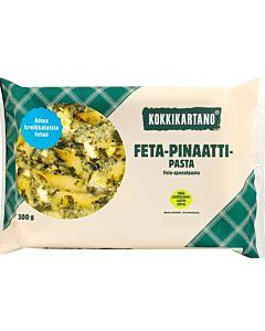 KOKKIKARTANO FETA-PINAATTIPASTA 300G