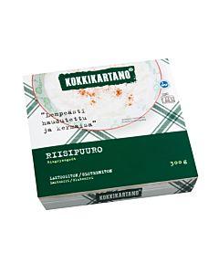 KOKKIKARTANO PERINTEINEN RIISIPUURO 300G LAKTOOSITON