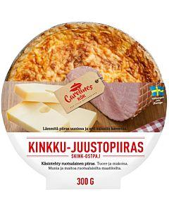 CAROLINES KÖK KINKKU-JUUSTOPIIRAS 300G