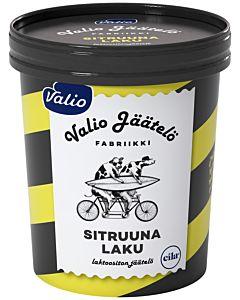 PAKASTE VALIO JÄÄTELÖ SITRUUNA-LAKU 480ML LAKTOOSITON