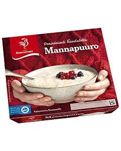 SAARIOINEN MANNAPUURO 300G