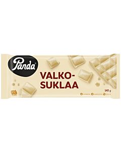 PANDA VALKOSUKLAALEVY 145G