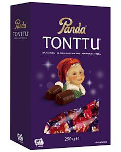 PANDA TONTTU SUKLAAKONVEHTI 290G