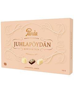PANDA JUHLAPÖYDÄN VALKOSUKLAAKONVEHTI 145G