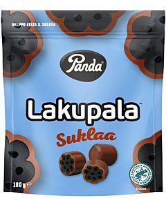 PANDA LAKUPALA SUKLAA 180G