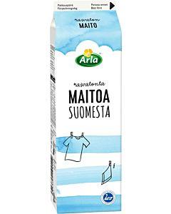 ARLA RASVATON MAITO SUOMI 1L