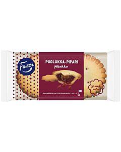 FAZER PUOLUKKA-PIPARIPIIRAKKA 2KPL/140G