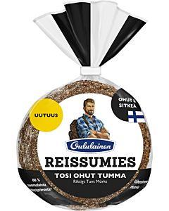 OULULAINEN REISSUMIES TOSI OHUT TUMMA 5KPL/ 200G