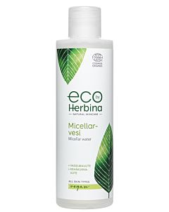 ECO BY HERBINA MICELLAR-VESI 200ML