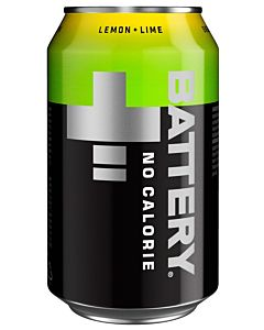 BATTERY NO CALORIE SITRUUNA-LIME ENERGIAJUOMA 0,33L TLK