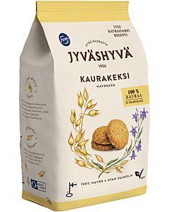 FAZER JYVÄSHYVÄ KAURAKEKSI 350G