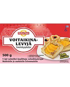PAKASTE MYLLYN PARAS VOITAIKINALEVYJÄ 500G