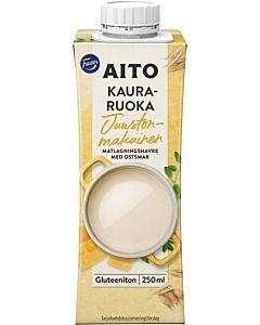 FAZER AITO KAURARUOKA JUUSTO 250ML GLUTEENITON