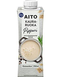 FAZER AITO KAURARUOKA PIPPURI UHT 250ML