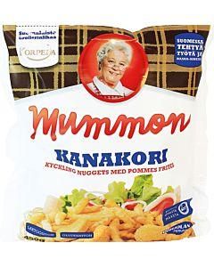 PAKASTE MUMMON KANAKORI 450G