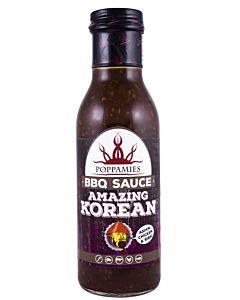 POPPAMIES AMAZING KOREAN BBQ GRILLIKASTIKE 445G