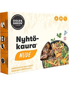 GOLD&GREEN® NYHTÖKAURA™ 240G NUDE