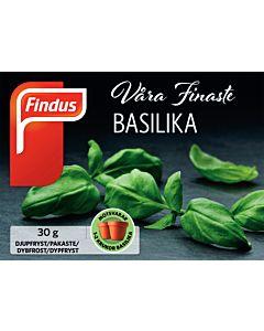 PAKASTE FINDUS BASILIKA 30G