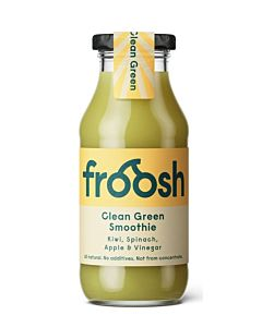 FROOSH SMOOTHIE CLEAN GREEN 250ML