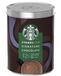 STARBUCKS HOT CHOCOLATE 42% KAAKAOJUOMAJAUHE 330G
