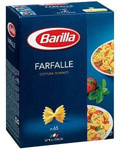 BARILLA FARFALLE KUVIOPASTA 500G