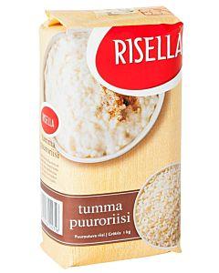 RISELLA  TUMMA PUURORIISI 1KG