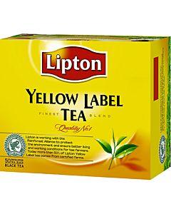 LIPTON YELLOW LABEL TEE 50 PUSSIA / 100G