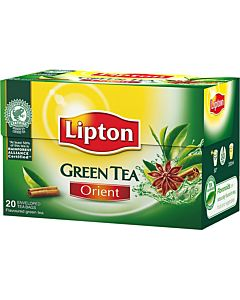 LIPTON TCHAE ORIENT TEE 20 PUSSIA / 20G
