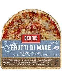 DENNIS PIZZA FRUTTI DI MARE 370G