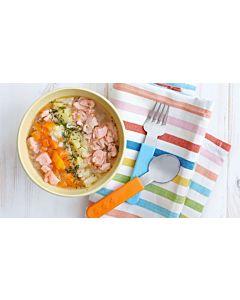 Resepti-Kalakeitto lapsille
