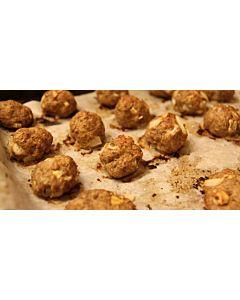 Resepti-Lammaspyörykät tai -pihvit