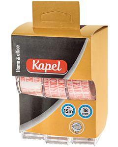 KAPEL TEIPPI KIRKAS 3KPL