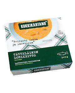 KOKKIKARTANO TÄYTELÄINEN LOHIKEITTO  300G GLUTEENITON