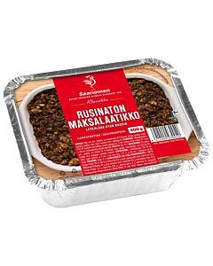 SAARIOINEN MAKSALAATIKKO 400G LAKTOOSITON RUSINATON