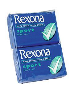 REXONA SPORTSAIPPUA 2X125G