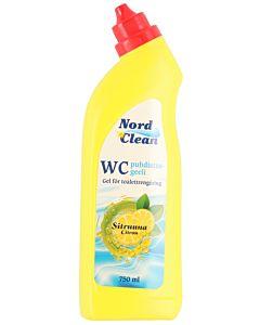NORD CLEAN WC PUHDISTUSAINE SITRUUNA 750ML