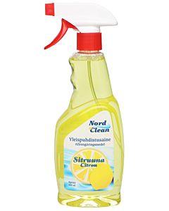 NORD CLEAN YLEISPUHDISTUSAINE SPRAY SITRUUNA 500ML