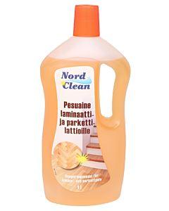 NORD CLEAN LAMINAATTI/ PARKETTI PESU 1L