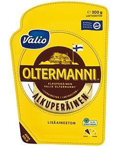 VALIO OLTERMANNI KERMAJUUSTOVIIPALE 300G LAKTOOSITON