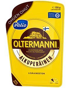 VALIO OLTERMANNI OHUEN OHUT KERMAJUUSTOVIIPALE 130G LAKTOOSITON