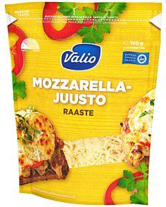 VALIO MOZZARELLA JUUSTORAASTE 150G LAKTOOSITON